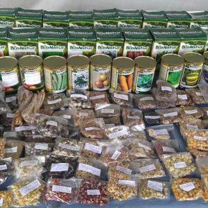 Kit de 10 tipos de Milhos Crioulos Ancestrais